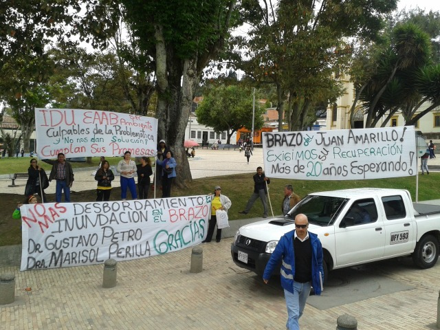 Protesta Alcaldia Local_1